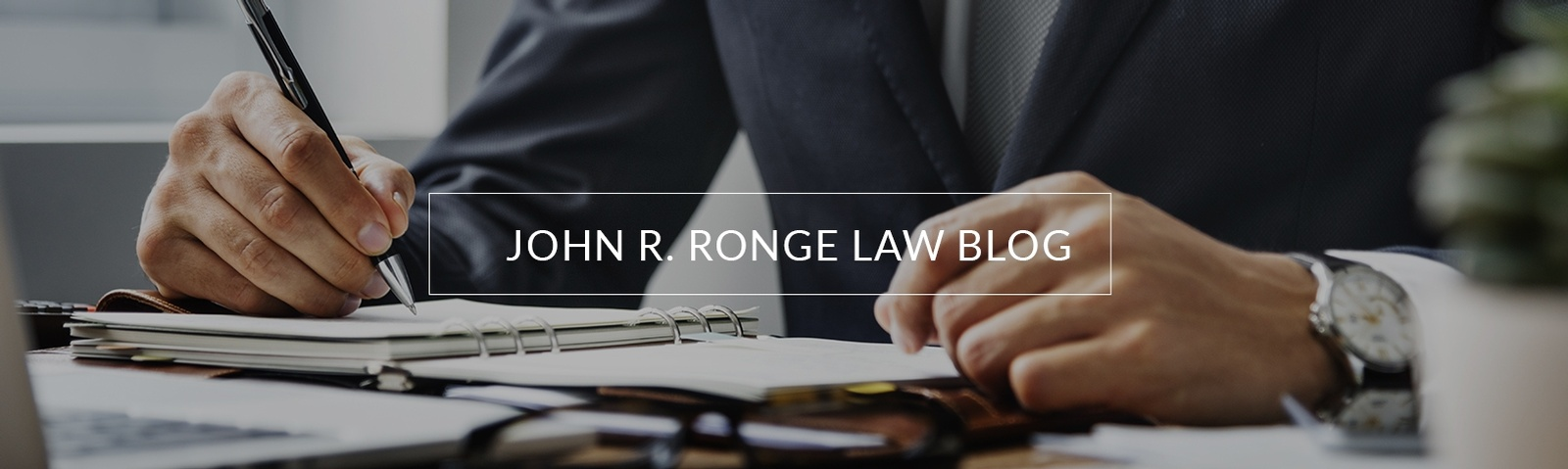 John R. Ronge, Law Firm in Los Angeles, ca